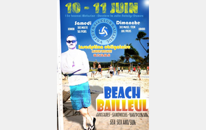 18ème tournoi Melusine Beach Volley